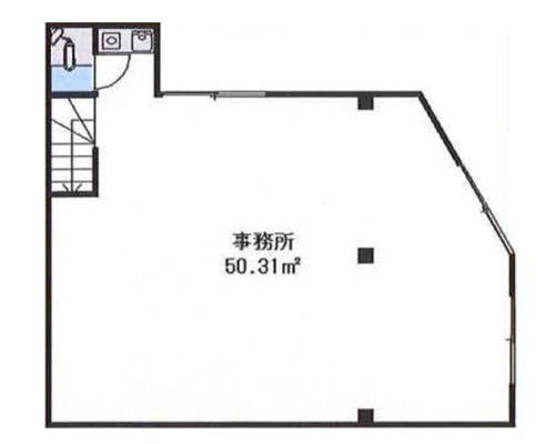 足立区 東武伊勢崎線五反野駅の貸倉庫画像(1)