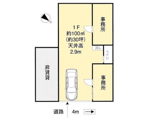 板橋区 都営三田線志村坂上駅の貸工場・貸倉庫画像(1)