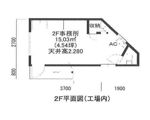 大田区 京浜急行線六郷土手駅の貸工場・貸倉庫画像(2)