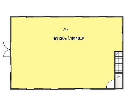 府中市 西武多摩川線是政駅の貸工場・貸倉庫画像(2)