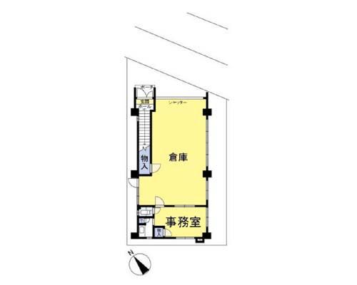 練馬区 西武池袋線富士見台駅の貸倉庫画像(1)