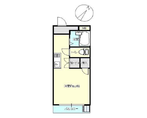 八王子市 JR中央本線西八王子駅の貸寮画像(1)
