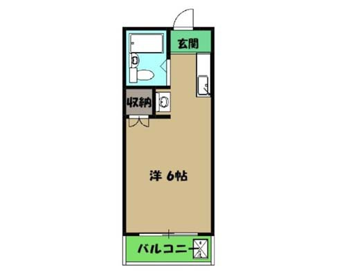 八王子市 JR中央本線西八王子駅の貸寮画像(2)