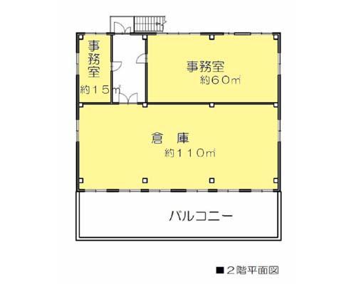 足立区 千代田線北綾瀬駅の貸工場・貸倉庫画像(2)