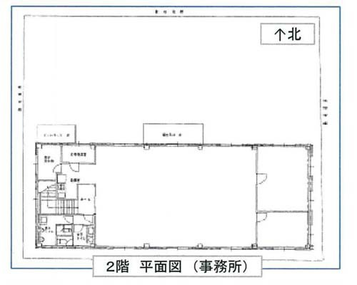 小平市 西武多摩湖線青梅街道駅の貸工場・貸倉庫画像(2)