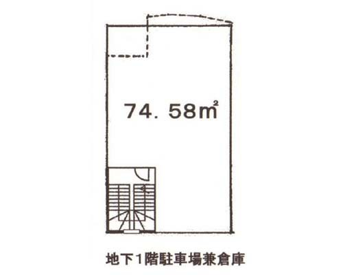 大田区 JR京浜東北線蒲田駅の貸店舗画像(1)
