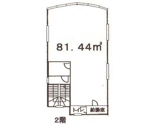 大田区 JR京浜東北線蒲田駅の貸事務所画像(3)