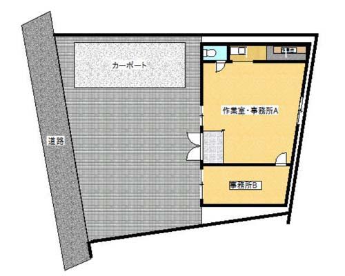 八王子市 JR横浜線八王子駅の貸事務所画像(1)