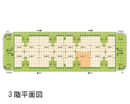 大田区 東京モノレール流通センター駅の貸倉庫画像(1)