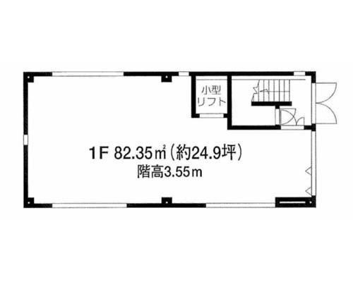目黒区 東急東横線祐天寺駅の貸工場・貸倉庫画像(1)