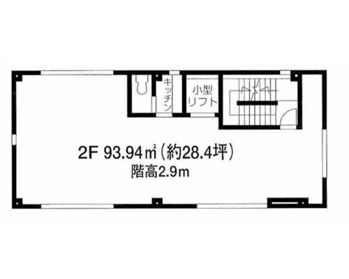 目黒区 東急東横線祐天寺駅の貸工場・貸倉庫画像(2)