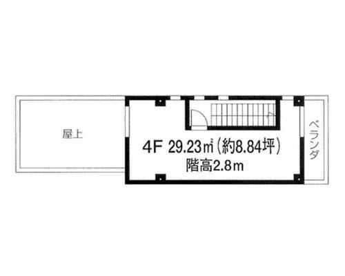 目黒区 東急東横線祐天寺駅の貸工場・貸倉庫画像(4)