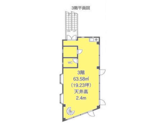 板橋区 都営三田線志村坂下駅の貸倉庫画像(3)