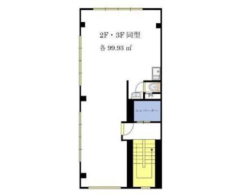練馬区 西武池袋線練馬高野台駅の貸事務所画像(3)