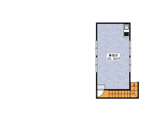 八王子市 京王線北野駅の貸工場・貸倉庫画像(2)
