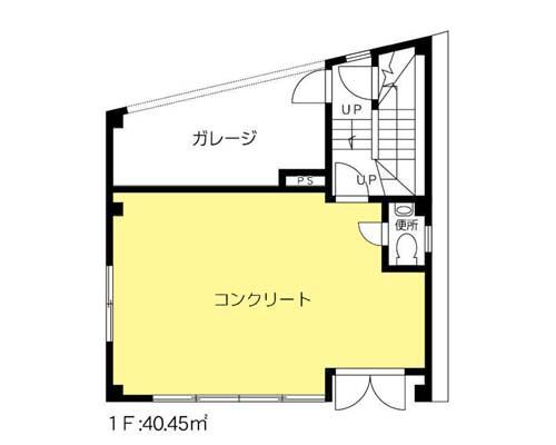 北区 都営三田線西巣鴨駅の貸店舗画像(1)