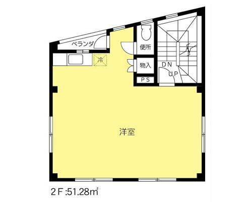 北区 都営三田線西巣鴨駅の貸事務所画像(2)