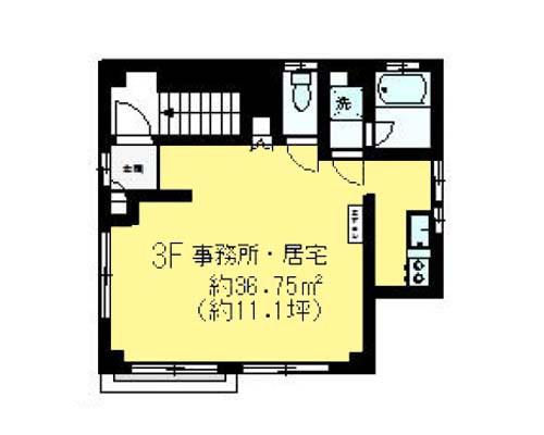 足立区 日暮里・舎人ライナー谷在家駅の貸倉庫画像(3)