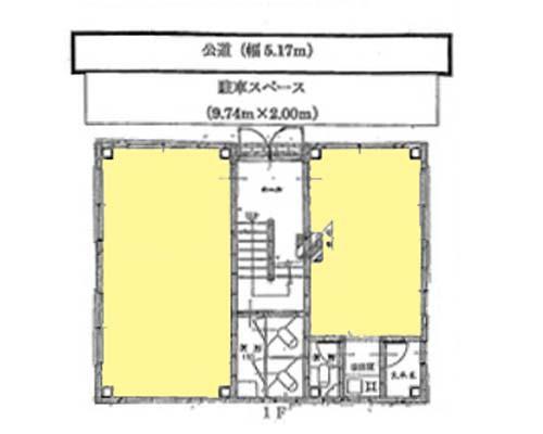 豊島区 西武池袋線東長崎駅の貸倉庫画像(1)