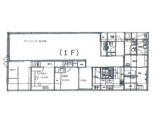 東村山市 西武新宿線久米川駅の貸寮画像(1)