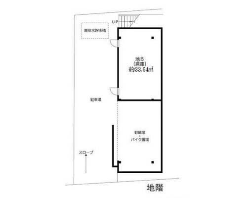 三鷹市 JR中央本線三鷹駅の貸倉庫画像(1)