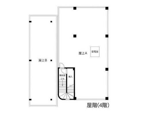 三鷹市 JR中央本線三鷹駅の貸倉庫画像(5)