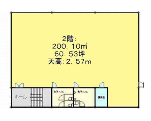 江東区 東西線木場駅の貸工場・貸倉庫画像(2)