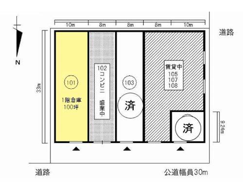 港区 JR山手線品川駅の貸倉庫画像(1)