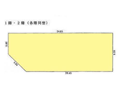 昭島市 JR青梅線中神駅の貸倉庫画像(4)
