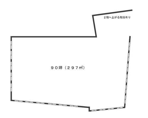 清瀬市 西武池袋線清瀬駅の貸倉庫画像(1)