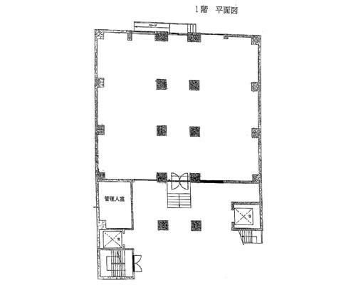 港区 ゆりかもめ線芝浦ふ頭駅の貸倉庫画像(1)