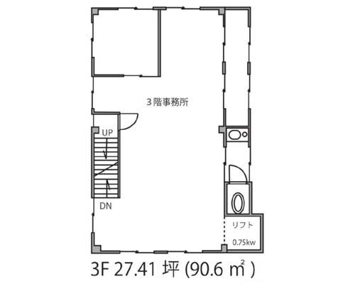 荒川区 日比谷線南千住駅の貸倉庫画像(3)