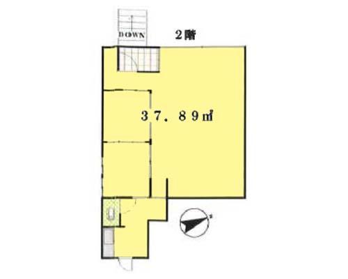 目黒区 東急東横線自由が丘駅の貸倉庫画像(2)