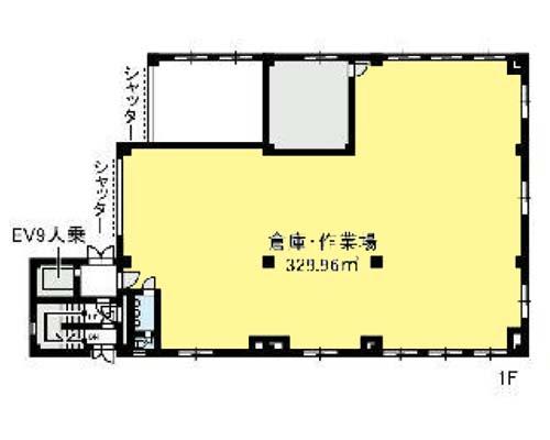 三鷹市 JR中央本線三鷹駅の貸工場・貸倉庫画像(1)