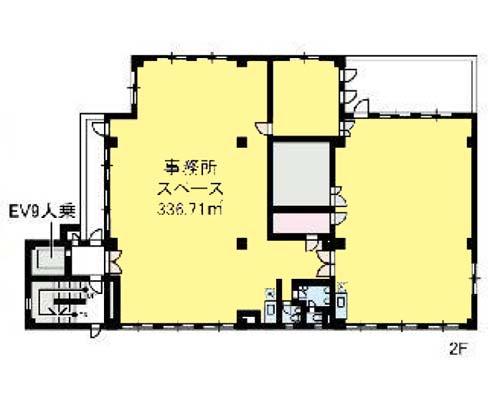 三鷹市 JR中央本線三鷹駅の貸工場・貸倉庫画像(2)
