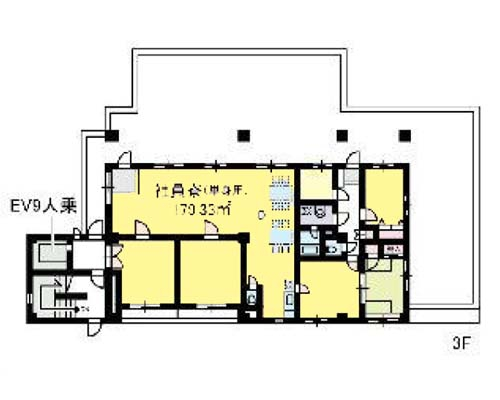 三鷹市 JR中央本線三鷹駅の貸工場・貸倉庫画像(3)