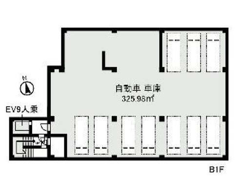 三鷹市 JR中央本線三鷹駅の貸工場・貸倉庫画像(4)