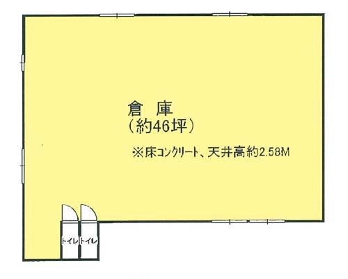 八王子市 JR横浜線八王子駅の貸倉庫画像(1)