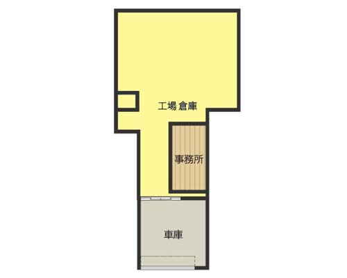 足立区 日暮里・舎人ライナー扇大橋駅の貸工場・貸倉庫画像(1)