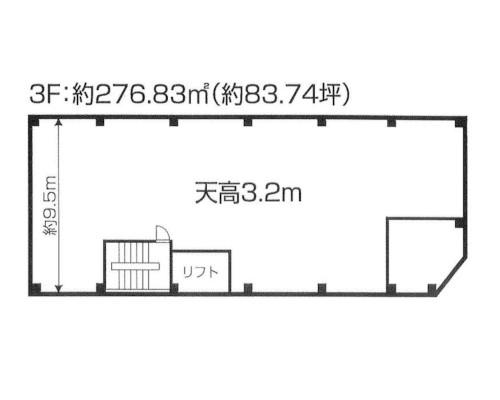 北区 JR埼京線赤羽駅の貸工場・貸倉庫画像(3)