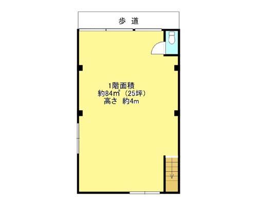 江戸川区 都営新宿線船堀駅の貸工場・貸倉庫画像(1)