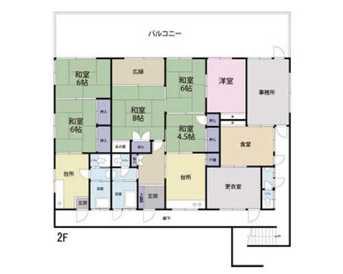 板橋区 都営三田線高島平駅の貸工場・貸倉庫画像(2)