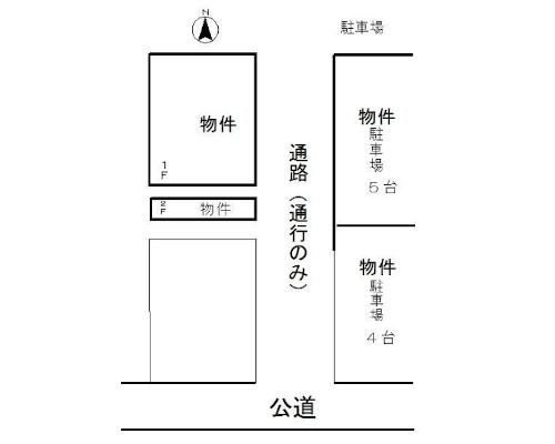 三鷹市 西武多摩川線武蔵境駅の貸倉庫画像(1)