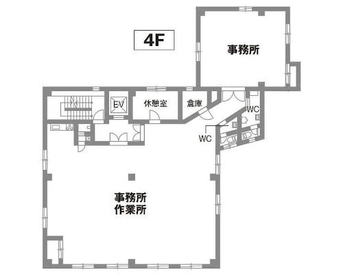 台東区 日比谷線南千住駅の貸倉庫画像(4)