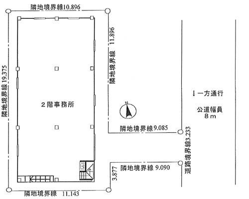 江東区 東西線門前仲町駅の貸倉庫画像(2)