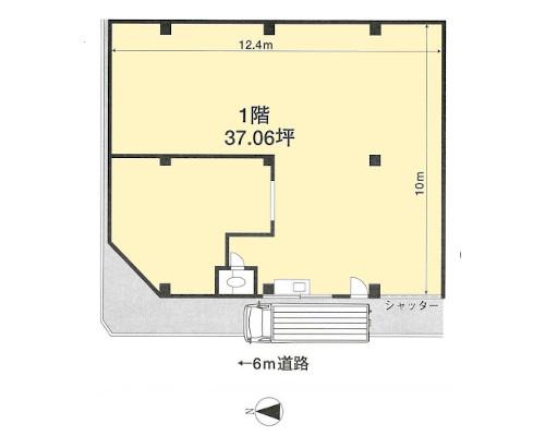 板橋区 都営三田線志村三丁目駅の貸工場・貸倉庫画像(1)