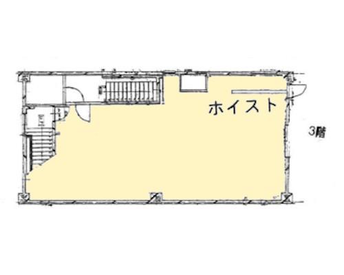 大田区 京急空港線穴守稲荷駅の貸工場・貸倉庫画像(3)