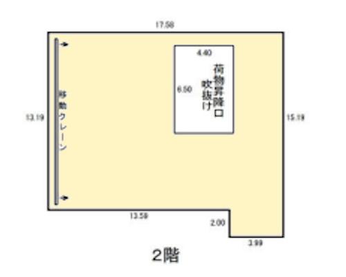 国立市 JR南武線谷保駅の貸倉庫画像(2)