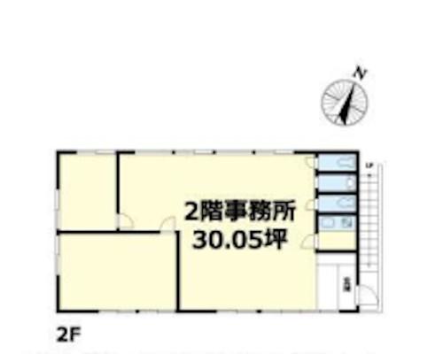 東村山市 西武新宿線久米川駅の貸倉庫画像(2)