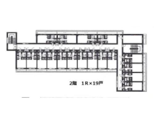 稲城市 京王相模原線京王よみうりランド駅の貸寮画像(2)